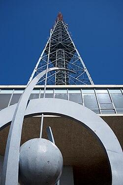 Torre de TV, em Brasília (DF)