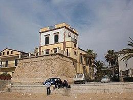 Torre cabrera marina di ragusa wikipedia