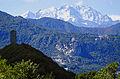 Torre del Buccione, Madonna del Sasso e il Monte Rosa in primavera da diapositiva.jpg