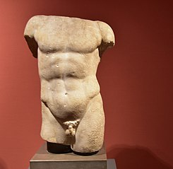 Torso, variant of Hermes Pitti