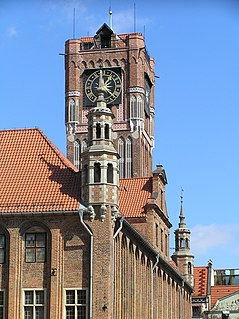 History of Toruń