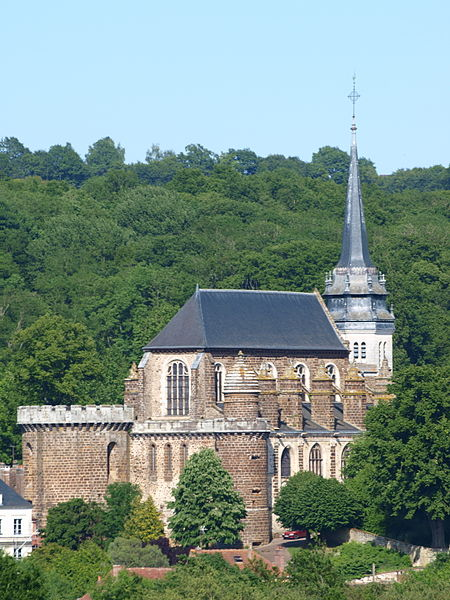 Église Saint-Pierre de Toucy (Yonne, France)