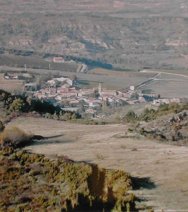 Vue panoramique des hauteurs de Saint-Pierre