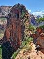 Towards Angel's Landing, Zion National Park, UT (8586599892).jpg