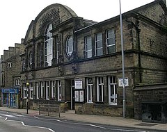 Town Hall - Kirkgate - geograph.org.uk - 547156