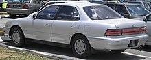 File:Toyota Camry (third generation, V30) (front), Serdang.jpg ...