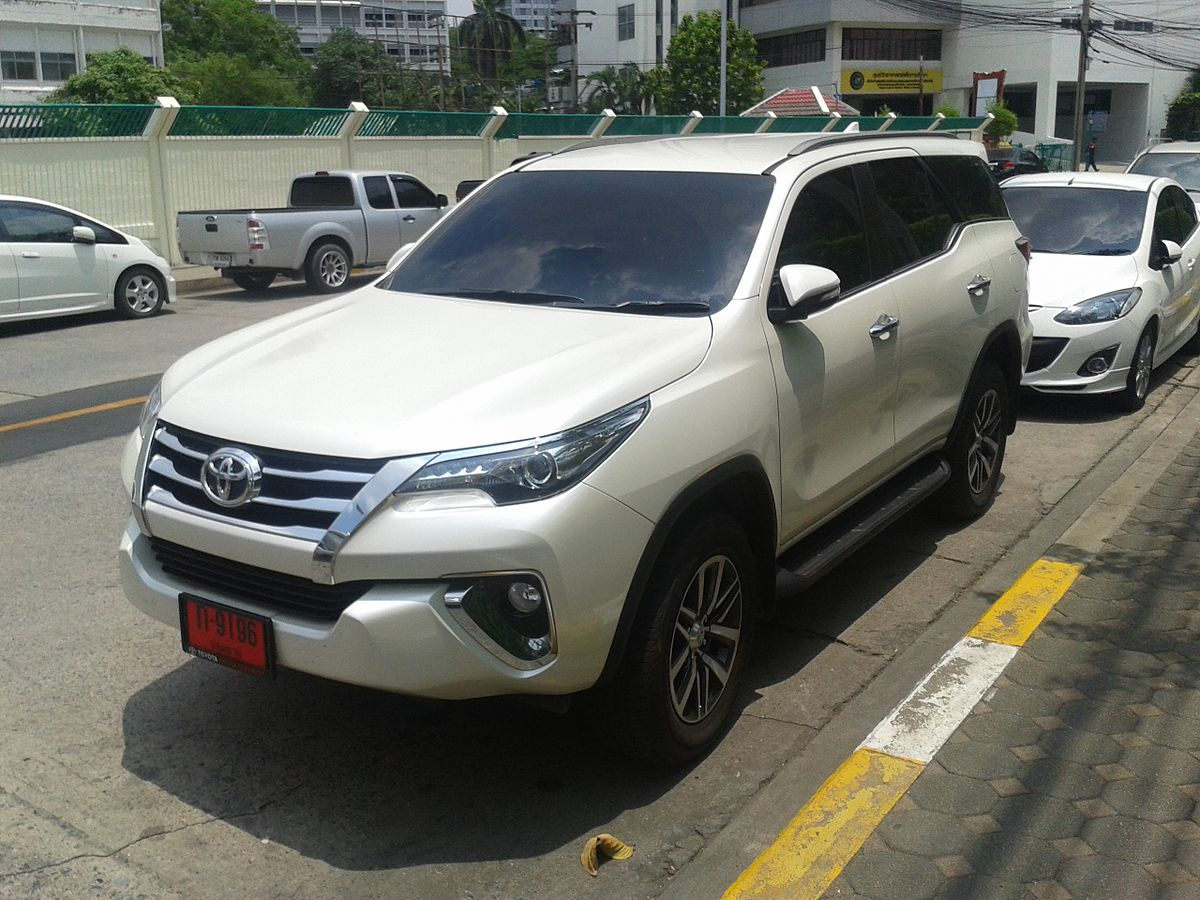 Toyota Hilux SW4 – Wikipédia, a enciclopédia livre