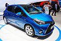 Toyota Yaris Hybrid - Mondial de l'Automobile de Paris 2014 - 007.jpg