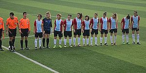 Trabzon İdmanocağı (football women) - Trabzon İdmanocağı (women) squad in the 2014–15 season.