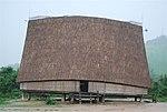 Traditional community center in Kon Tum (5686575020).jpg