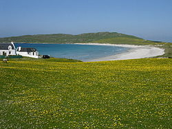 Balephuil Bay nell'isola di Tiree