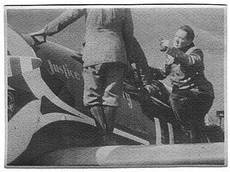 Harold Harmsworth, 1st Viscount Rothermere - Transatlantic flight of Endresz György with Justice for Hungary – 15th of July, 1931