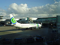 PH-HZO - B738 - Transavia