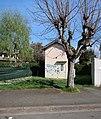 Transformateur électrique, rue de Rothenbach, Les Clayes-sous-Bois, Yvelines.jpg