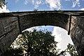 Treffry Viaduct arch from below 2013-09-10.jpg
