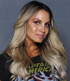 Trish Stratus Canadian professional wrestler, fitness master and model