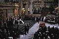 Troonswisseling 30 april inhuldiging in Nieuwe Kerk minder ruim overzicht en, Bestanddeelnr 253-8193.jpg