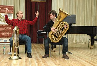 Øystein Baadsvik Norwegian tuba soloist and chamber musician