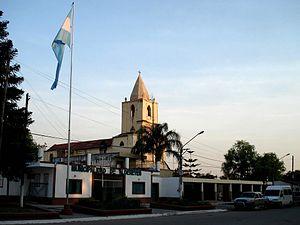 Alderetes - Image: Tucuman Alderetes Municipalidad