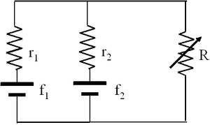 Two generator with a variating resistance.png