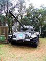 Type 64 Display at Tanks Park, Armor School 20130302b.jpg