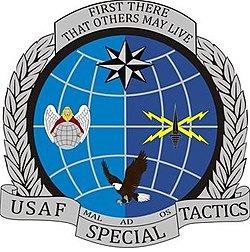 United States Air Force Special Tactics Officer - Wikipedia