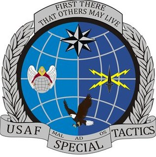 United States Air Force Special Tactics Officer