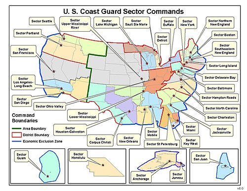 United States Coast Guard Sector - Wikipedia