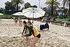 USF sand Volleyball 2016 season @ Stanford (25619552072).jpg
