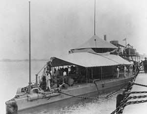 Manayunk, Philadelphia - USS Manayunk during the Spanish–American War