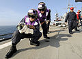 USS Blue Ridge crash and salvage drill 140714-N-ON468-072.jpg