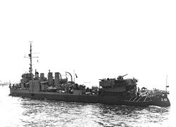 USS Decatur (DD-341)