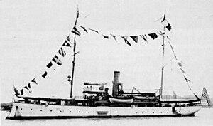USS Elcano (PG-38) - USS Elcano