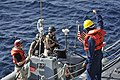 USS Jason Dunham sailors conduct exercise 130115-N-XQ375-039.jpg