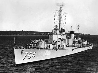 USS <i>Lloyd Thomas</i> (DD-764)