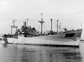 USS Mount Hood (AE-11) - InsertAltTextHere