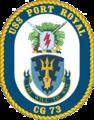 USS Port Royal CG-73 Crest.png