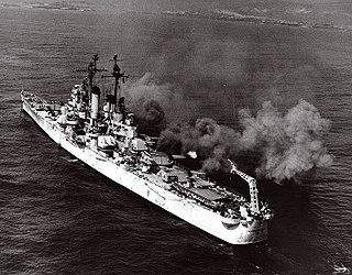USS <i>Springfield</i> (CL-66) US Navy light cruiser ship