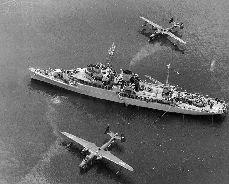 USS Timbalier (AVP-54)