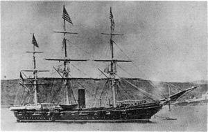 USS Tuscarora (1861) - Image: USS Tuscarora