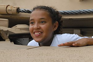 US Army 52099 Camp Gives Kids Taste of Deployment