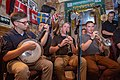 US Army Field Band at Fritzel's Jazz Club New Orleans Oct 2019 02.jpg