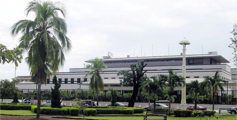 US Embassy Phnom Penh