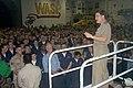 US Navy 020611-N-2210L-014 MCPON aboard USS Wasp, June 11, 2002.jpg