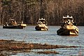 US Navy 070123-N-5758H-204 Sailors assigned to Riverine Squadron One (RIVRON-1), based at Naval Amphibious Base Little Creek, train aboard Small Unit River Craft (SURC), during a unit-level training exercise.jpg