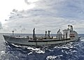 US Navy 101018-N-9950J-110 The Military Sealift Command fleet replenishment oiler USNS Pecos (T-AO 197) sends refueling probes to the forward-deplo.jpg