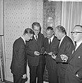 Uitreiking ANWB-prijzen te Den Haag , de winnaars van di jaar v.l.n.r. de heren , Bestanddeelnr 915-2339.jpg