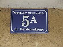 Ulica Hieronima Derdowskiego, Gdynia - 002.JPG