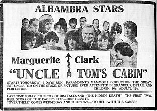 <i>Uncle Toms Cabin</i> (1918 film)