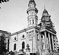 Ungvár, Görög katolikus székesegyház. Fortepan 6153.jpg
